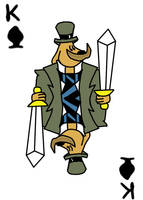 King Sameth of Spades by TheSunnyGuy