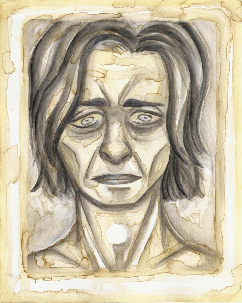 Frankenstein's Monster by rinola00