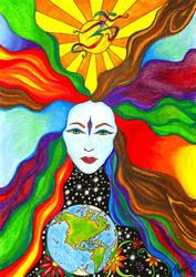 Gaia om by Lunamoon710