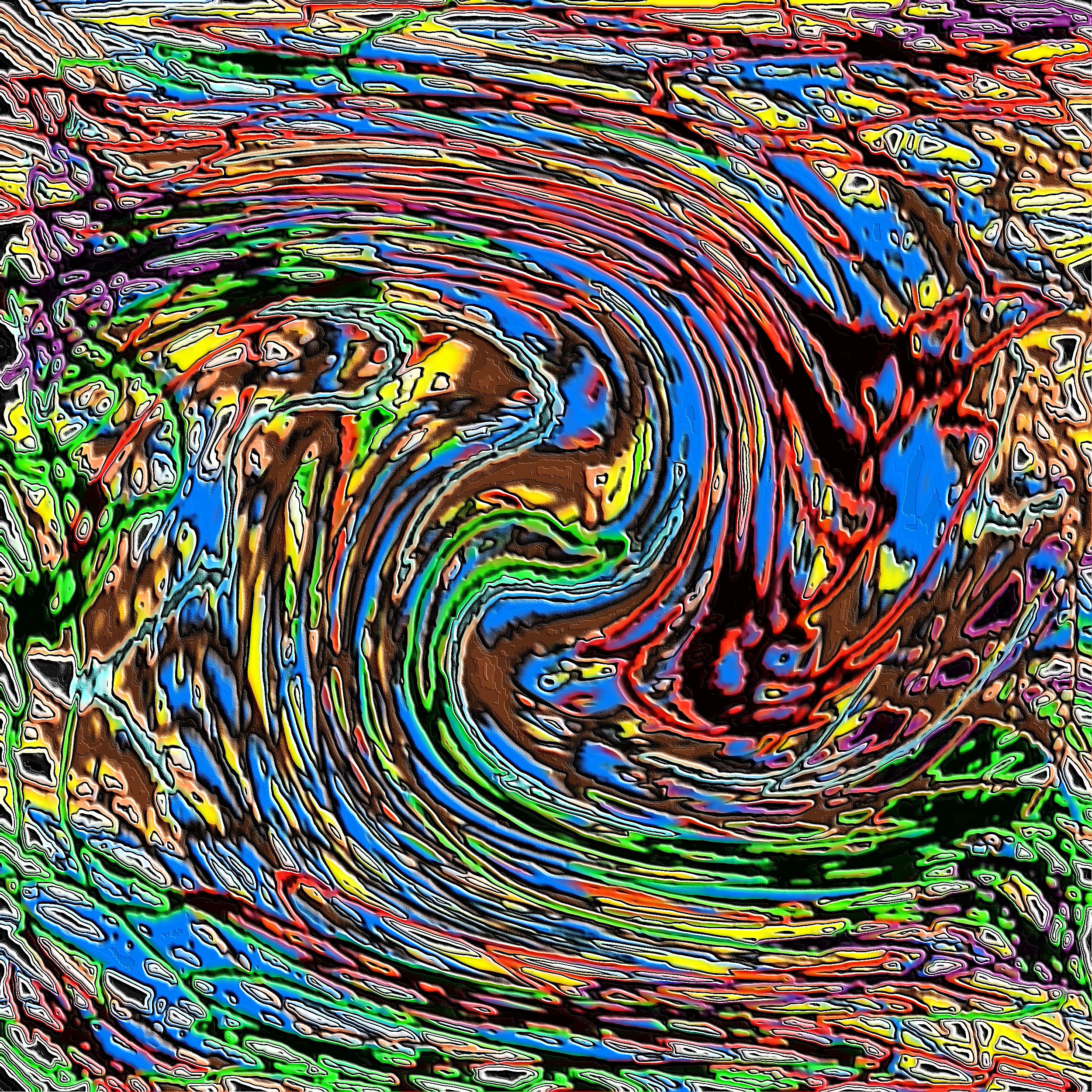 Colour De Noise by crunkerfunker