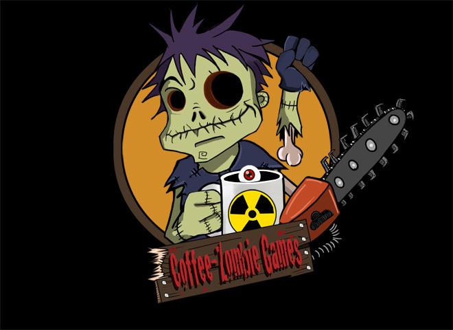 Coffee-Zombie Games Logo