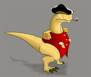 Admiral Dinosaur