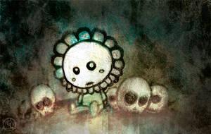 Macabre Innocence by chiaroescuro