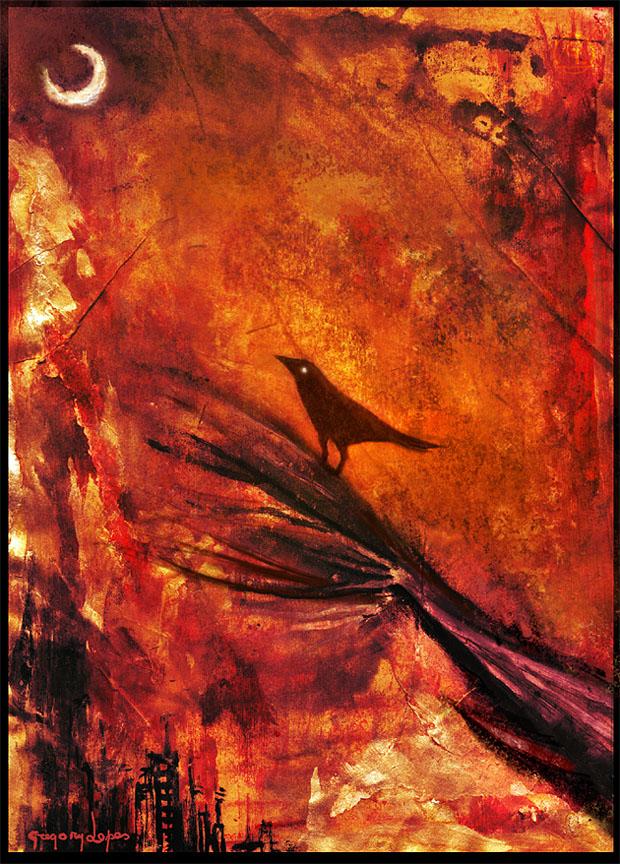 devils night by chiaroescuro