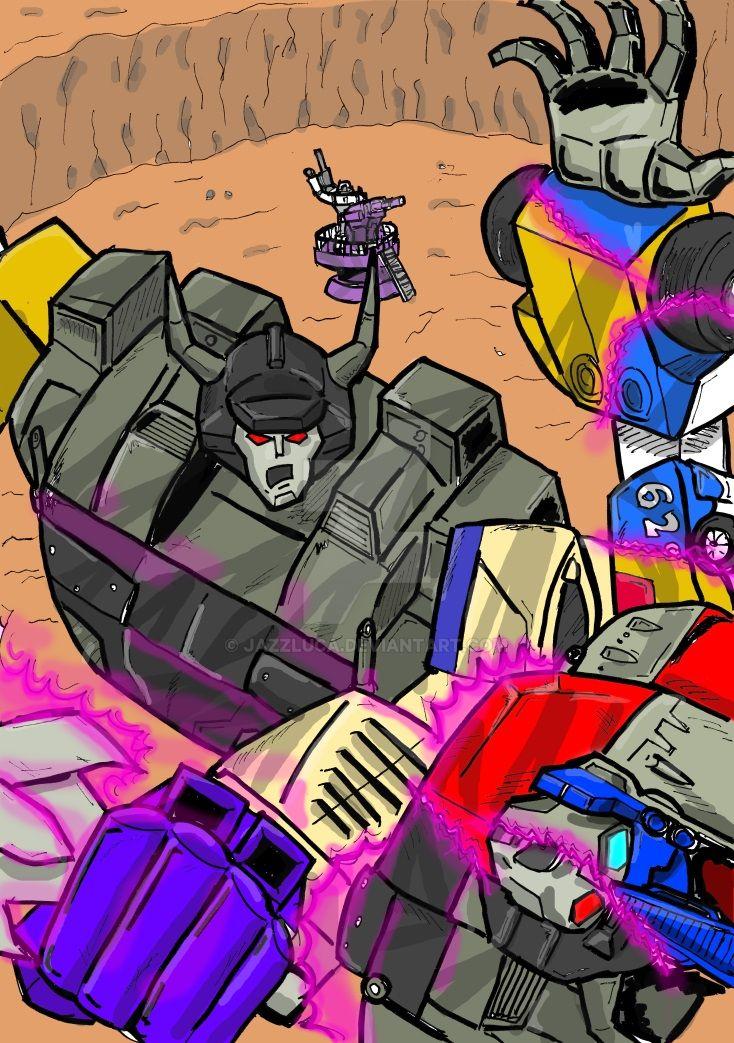 Masquerade Combiner Wars by JazzLuca