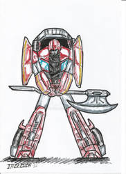 Barbarian Ironhide CW