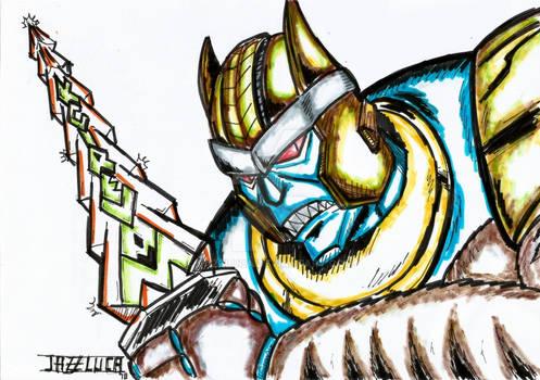 Dinobot Beast Wars for Maverick
