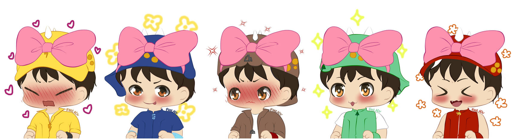 Pink-Ribbon Squad