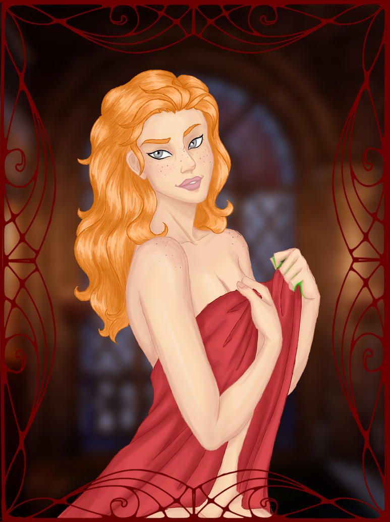 Kwenthrith Trevelyan by St0DaD
