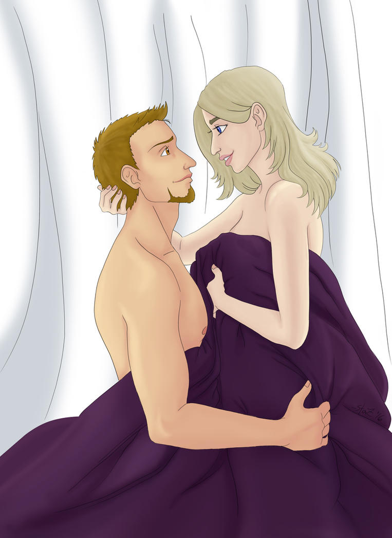Alistair and Astrid by St0DaD