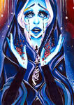 Blue Diamond by IshiArt