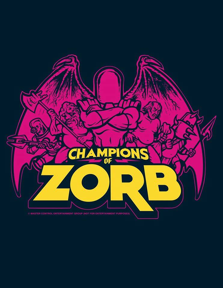 Champions of Zorb by Heartattackjack