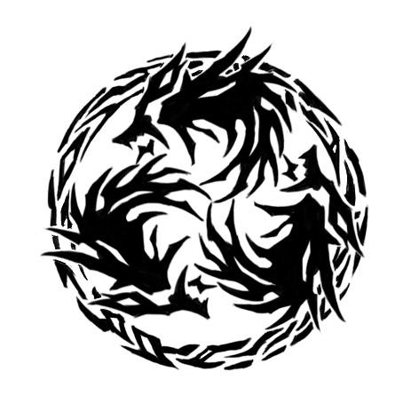 Cerberus prototype logo 2 by raigalcc on DeviantArt  Cerberus protot...