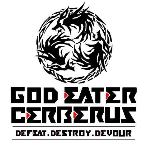 Gods Eater Cerberus Logo Finalize 275341609