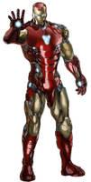 Iron-Man Mark 85
