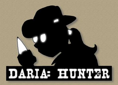 Daria: Hunter Logo