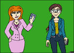Daria: Hunter - Quinn n Stacy