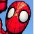 Spidey Suprised Icon