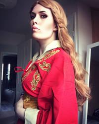 Cersei Lannister Cosplay by Telf-Aurora