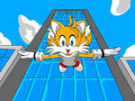 Tails falling
