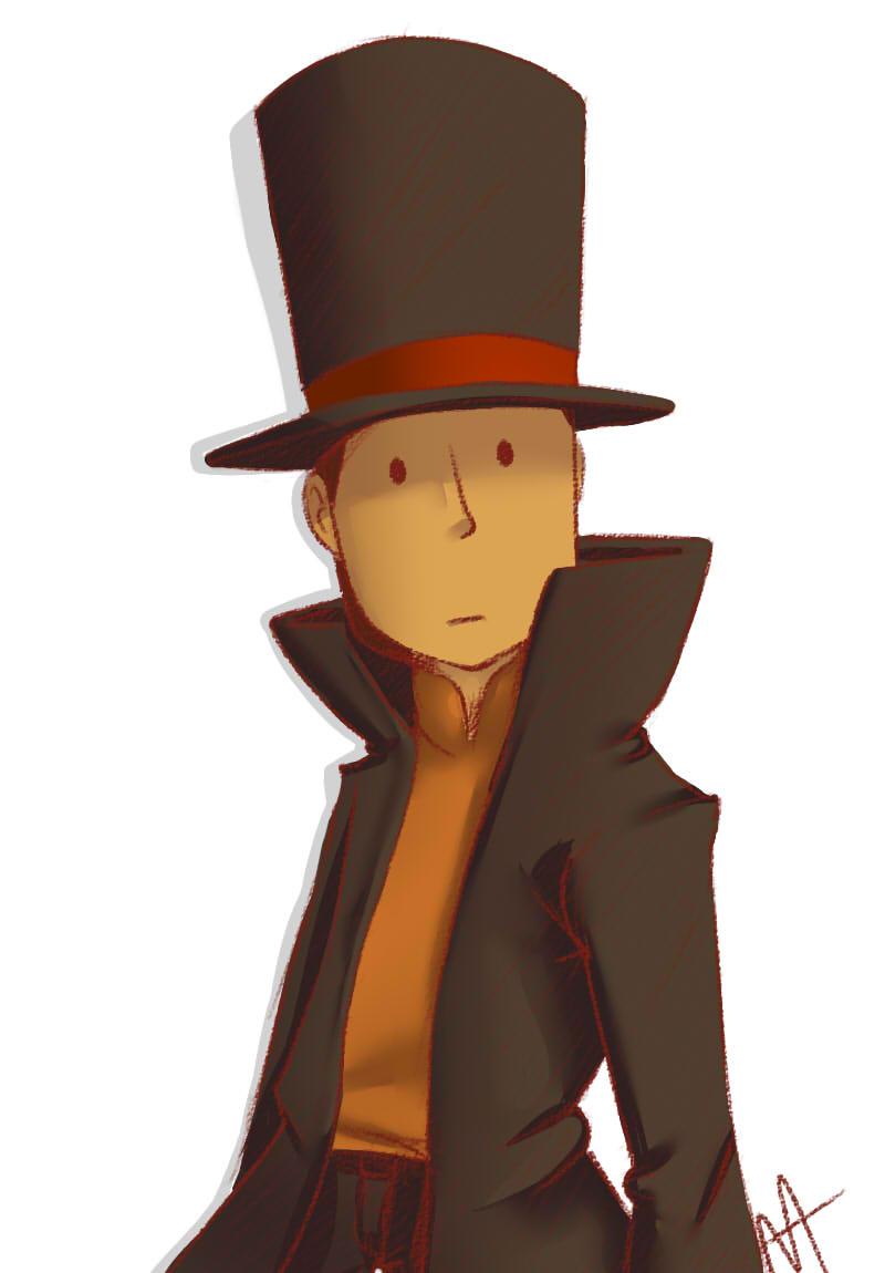 The Professor by megamooni