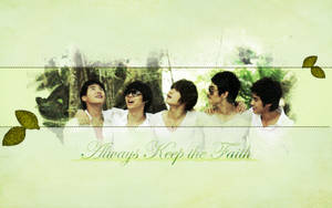 Always Keep the Faith 2- DBSK by Neelsn