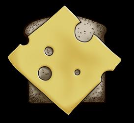 Cheese Toast by AzraelleWormser