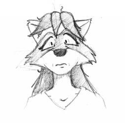 Frazzy - sketch