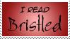 Bristled Stamp by AzraelleWormser