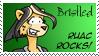 Ruac Stamp by AzraelleWormser