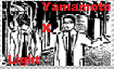 Yamamoto x Light stamp by plannedbyreaperLight