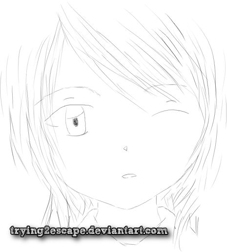 Main Character - Sayuri by trying2escape