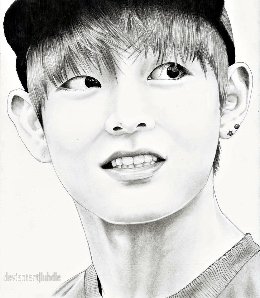 kim taehyung by luhdle on deviantart