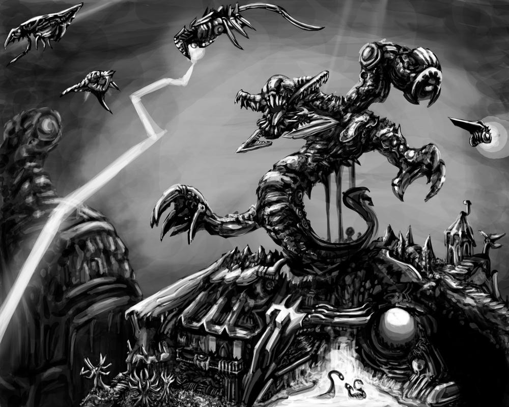 Concept dark by Demondrage