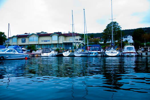 Lonesome Boats v.1
