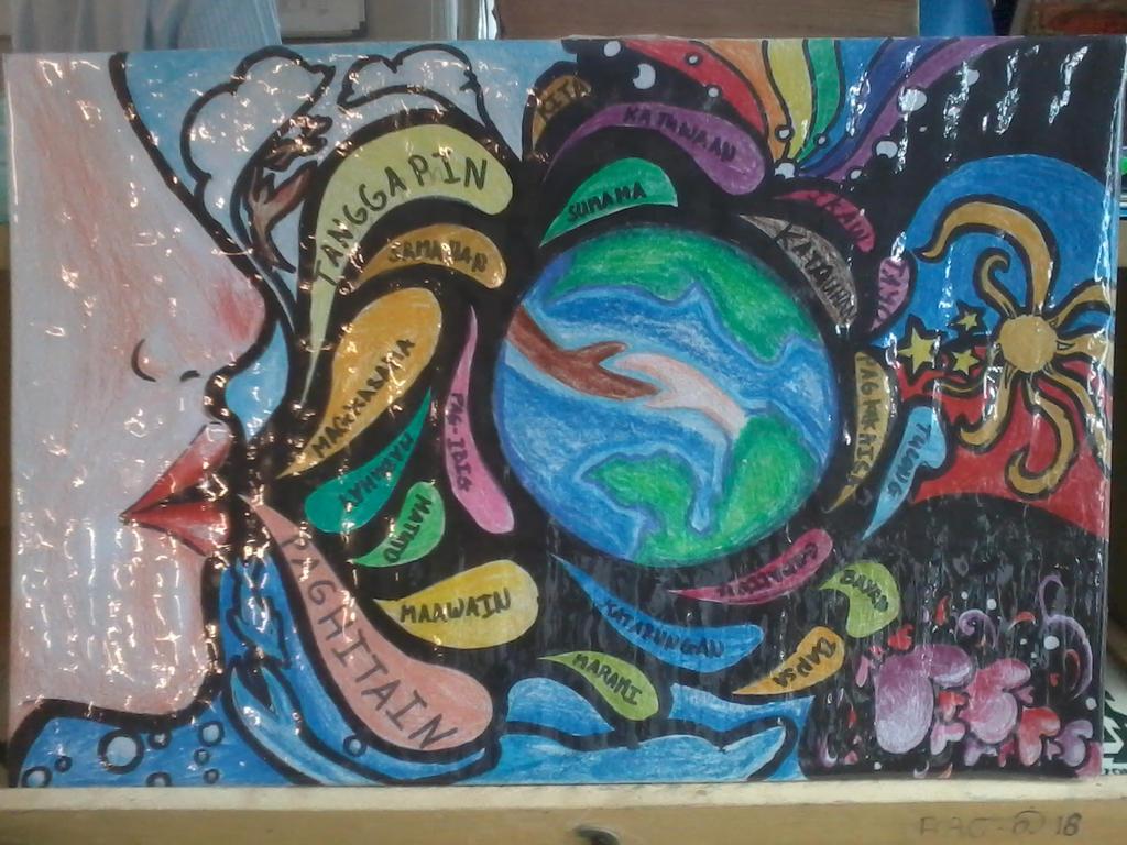 Wika ng Pagkakaisa (Language of Unity) by JonFortu10 on DeviantArt