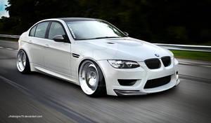 BMW E90 M3 Render