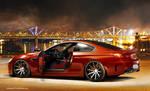 BMW F12 M6 Render.