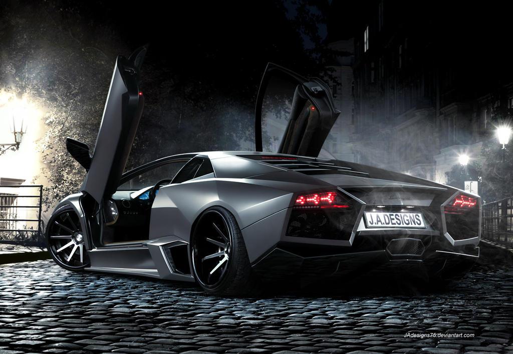 2012 Lamborghini Reventon Render by JAdesigns75