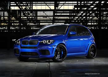 BMW X5 Render. by JAdesigns75