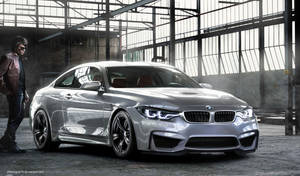 New BMW F82 M4 render.