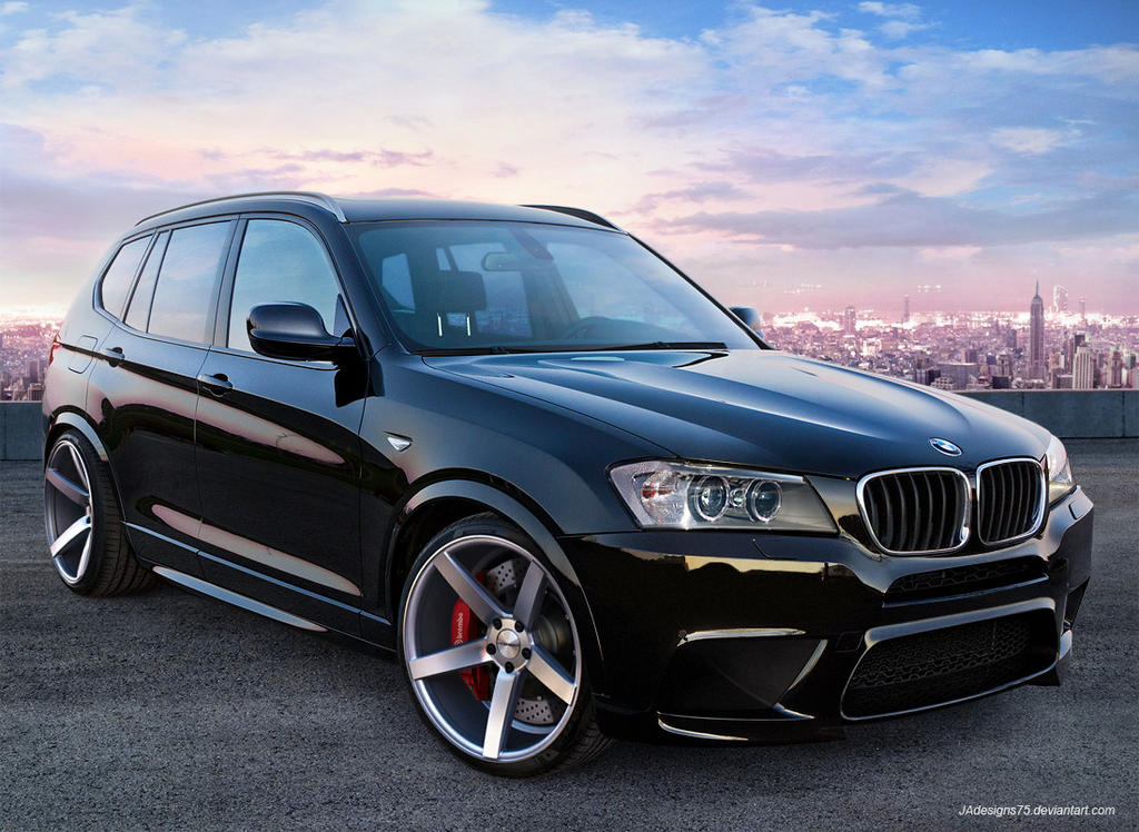 bmw x3 m power by jadesigns75 on deviantart. Black Bedroom Furniture Sets. Home Design Ideas