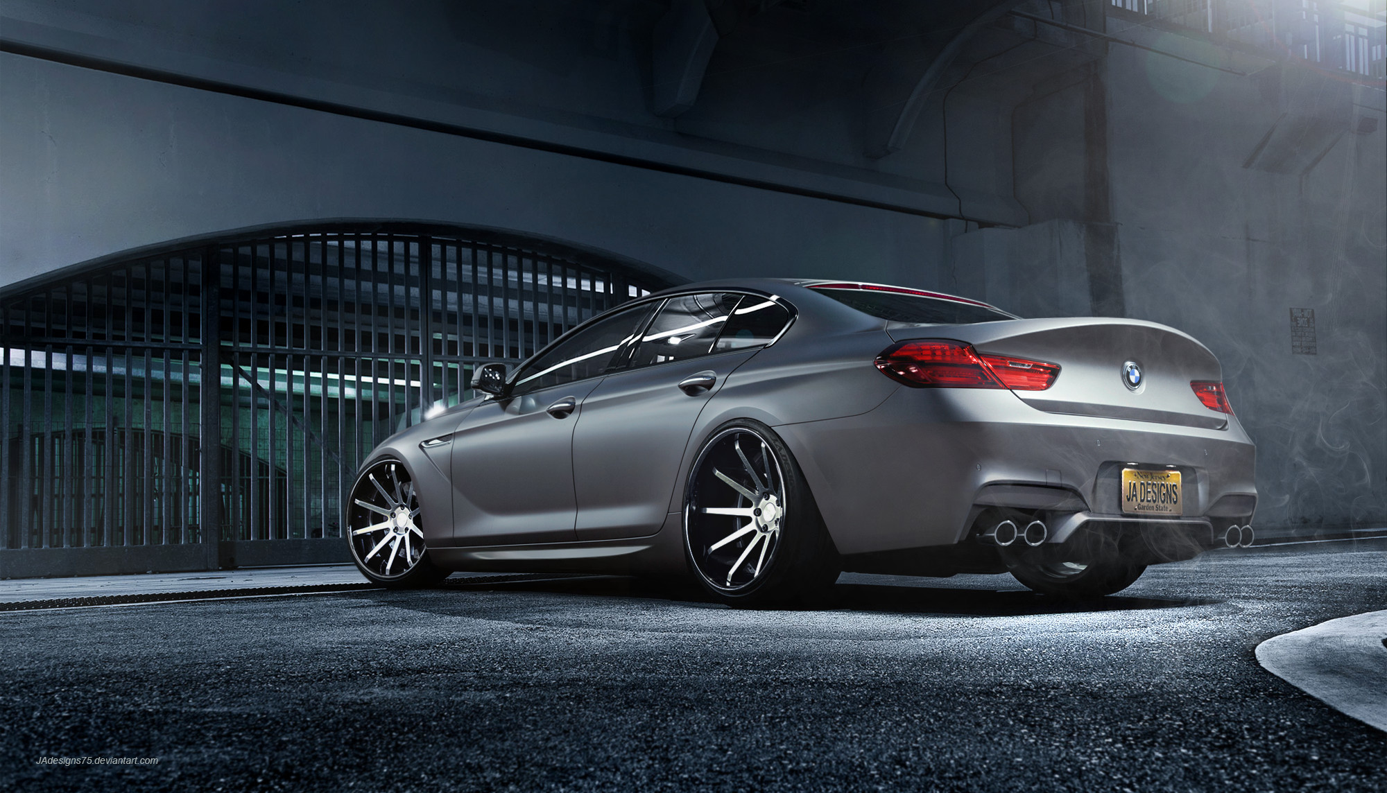 BMW 6 series Gran Coupe by JAdesigns75