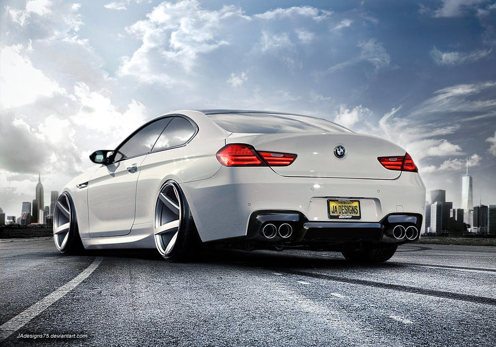 BMW 640 by JAdesigns75