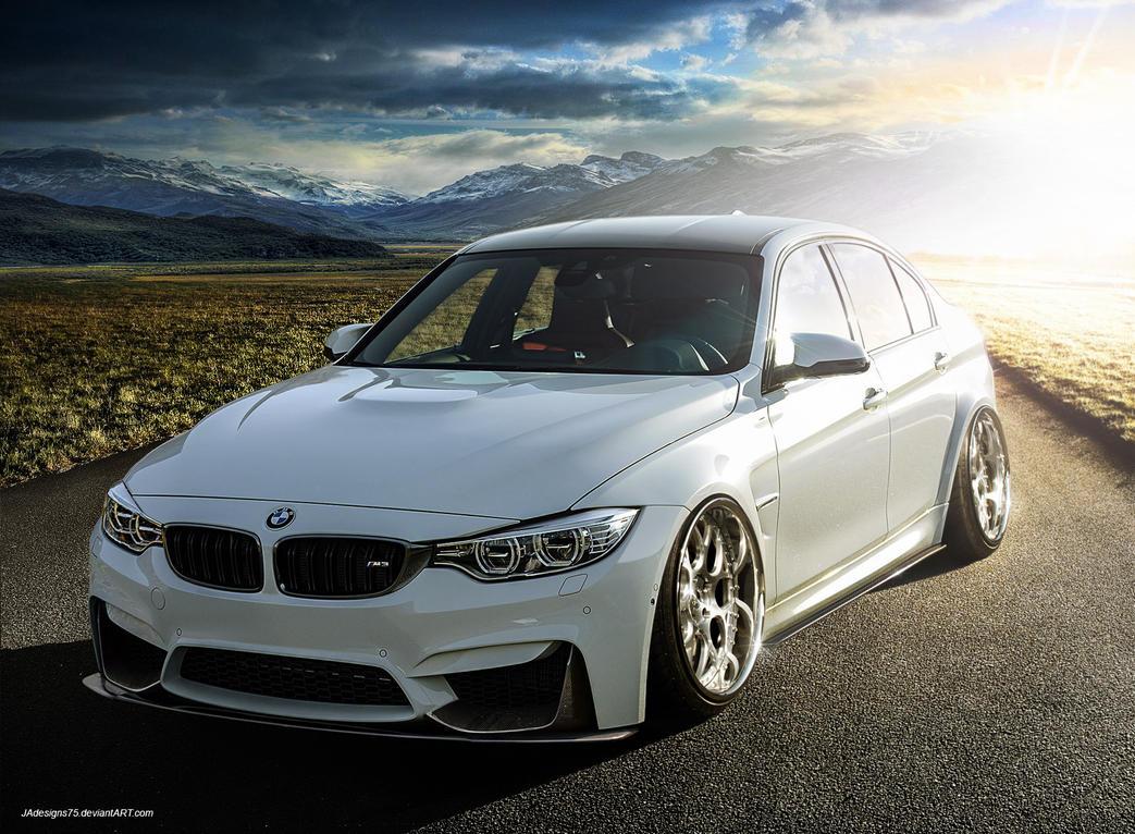 2015 BMW M3 sedan by JAdesigns75