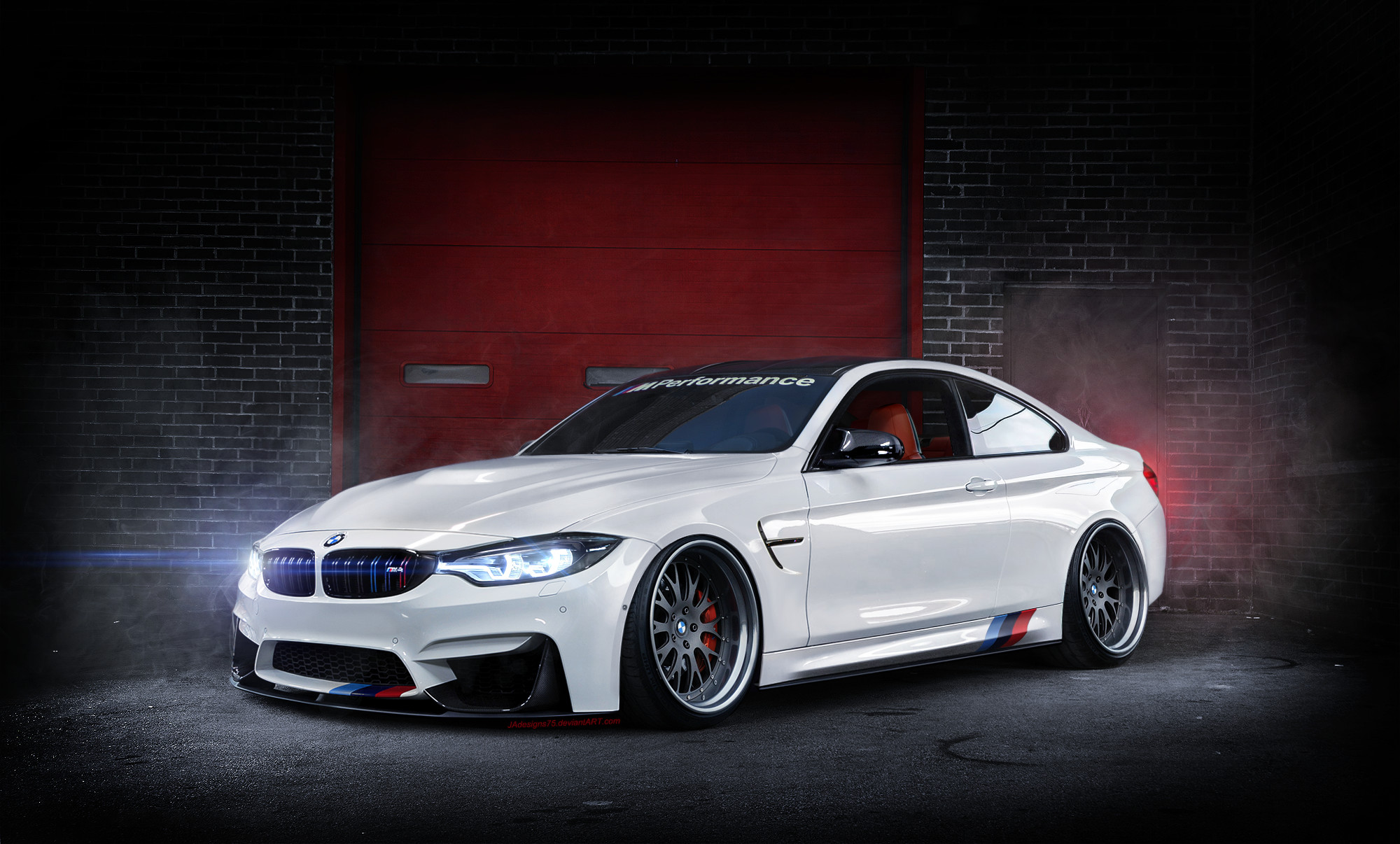 Bmw F82 M4 Refinished By Jadesigns75 On Deviantart