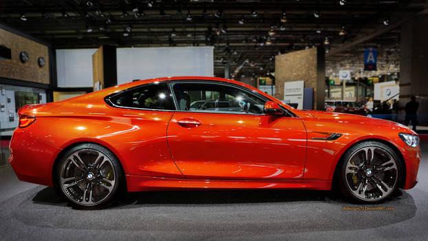 New Generation BMW M6