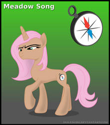 Meadow Song by dolenore