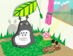 Totoro Corner