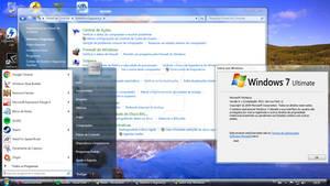 Windows 7 Build 6801 project